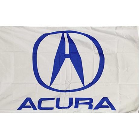 Acura Logo Car Lot Flag