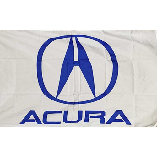 Acura Logo: Acura Logo Car Lot Flag (F-1829)