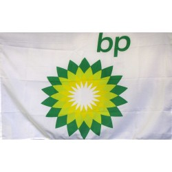 BP Logo Car Lot Flag