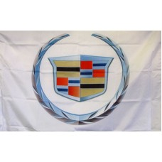Cadillac Logo Car Lot Flag