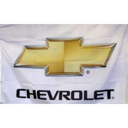 Chevrolet Logo Car Lot Flag