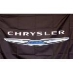 Chrysler Logo Car Lot Flag