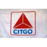 Citgo Logo Car Lot Flag