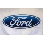 Ford Logo Car Lot Flag