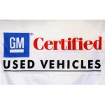 GM Certified Used Vehicles Car Lot Flag