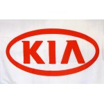 Kia Logo Car Lot Flag