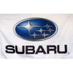 Subaru Logo Car Lot Flag