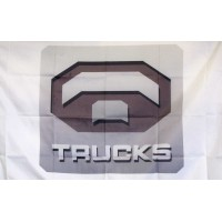Toyota Trucks Logo Car Lot Flag