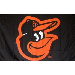Baltimore Orioles 3' x 5' Polyester Flag