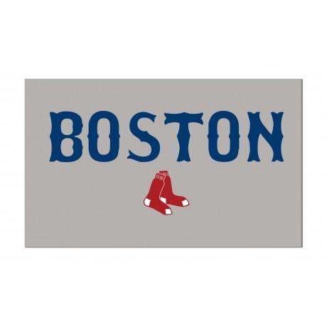 Boston Red Sox 3'x 5' Baseball Flag