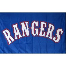 Texas Rangers 3'x 5' Baseball Flag