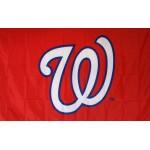 Washington Nationals 3' x 5' Polyester Flag
