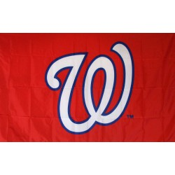 Washington Nationals 3' x 5' Polyester Flag