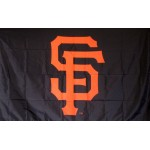 San Francisco Giants 3'x 5' Baseball Flag