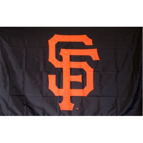 San Francisco Giants 3' x 5' Polyester Flag