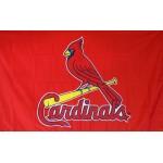 St. Louis Cardinals 3'x 5' Baseball Flag