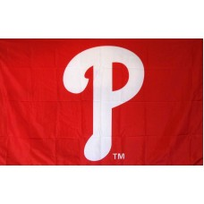 Philadelphia Phillies 3'x 5' Baseball Flag