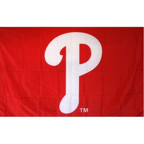 Philadelphia Phillies 3' x 5' Polyester Flag