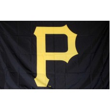 Pittsburgh Pirates Logo 3'x 5' Baseball Flag