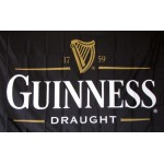 Guiness Beer 3'x 5' Flag