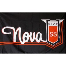 Chevy Nova Auotmotive 3'x 5' Flag
