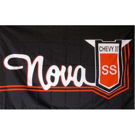Chevy Nova Auotmotive 3'x 5' Flag