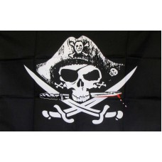 Deadmans Chest 2'x 3' Pirate Flag