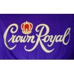 Crown Royal 3'x 5' Novelty Flag