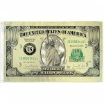 Million Dollar Bill 3' x 5' Polyester Flag