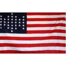 US 33 Star Historical 3'x 5' Flag