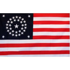 US 34 Star Historical 3'x 5' Flag