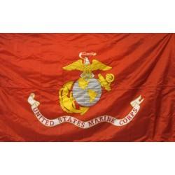 United States Marine Corps 3' x 5' Nylon Flag