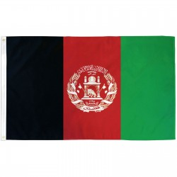 Afghanistan 3' x 5' Polyester Flag