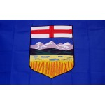 Alberta 3'x 5' Flag