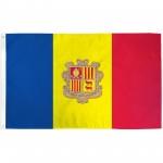 Andorra 3' x 5' Polyester Flag