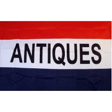 Antiques 3' x 5' Polyester Flag