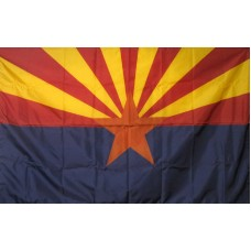 Arizona 3'x 5' Solar Max Nylon State Flag