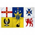 Australia Royal Standard 3' x 5' Polyester Flag