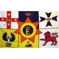 Australia Royal Standard 3'x 5' Country Flag