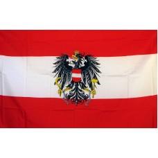 Austria Eagle 3'x 5' Country Flag