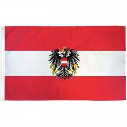 Austria Eagle 3' x 5' Polyester Flag