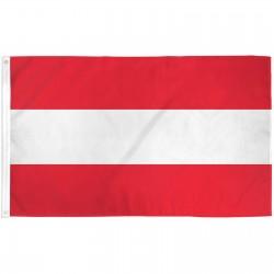 Austria 3' x 5' Polyester Flag