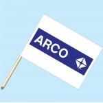 Arco Flag/Staff Combo