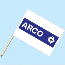 Arco Flag/Staff Combo