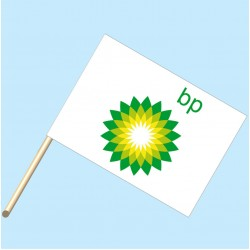 BP Flag/Staff Combo