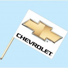 Chevrolet Flag/Staff Combo