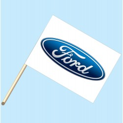 Ford Flag/Staff Combo