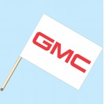 GMC Flag/Staff Combo