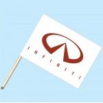 Infiniti Flag/Staff Combo