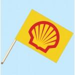 Shell Flag/Staff Combo